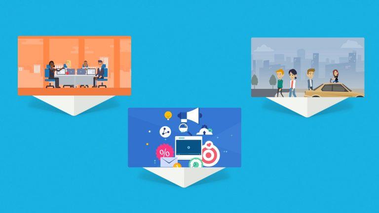 Soorten animaties - welke animatievideo stijl kies jij - EVA Explainer Video Agency