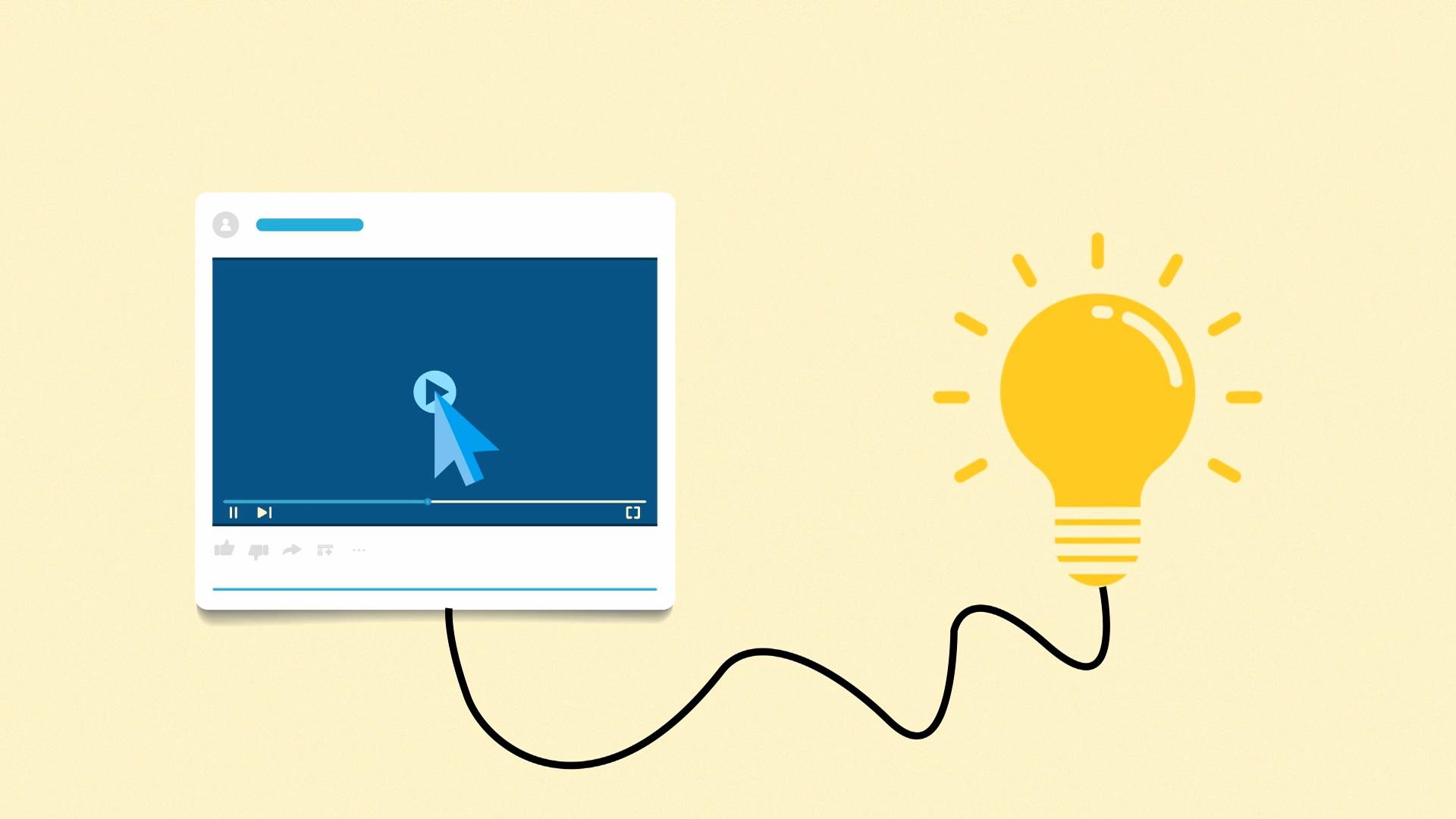 Motion Graphics animatievideo - EVA Explainer Video Agency