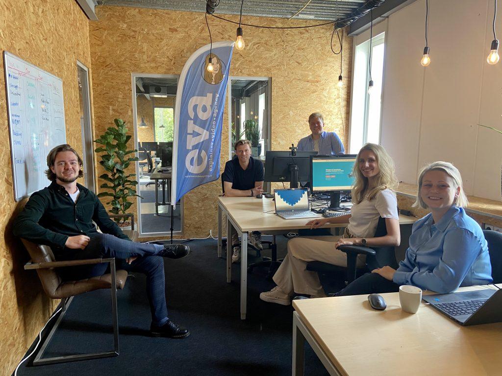 Office EVA Explainer Video Agency