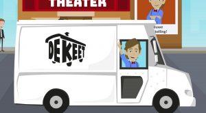 2D Cartoon animatievideo De Keet - EVA Explainer Video Agency