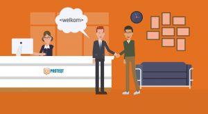 Business animatievideo Proteqt 2 - EVA Explainer Video Agency