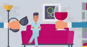 Business animatievideo Rebels - EVA Explainer Video Agency