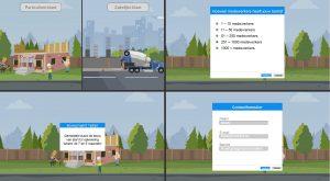 Interactieve animatievideo 3 - EVA Explainer Video Agency