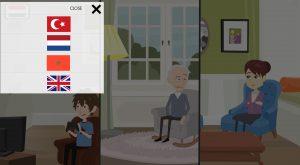 Interactieve animatievideo Jurist & Bewind 2 - EVA Explainer Video Agency