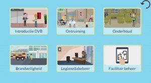 Interactieve animatievideo Mul Digitaal Vastgoed Beheer - EVA Explainer Video Agency