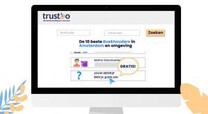 Motion Graphics animatievideo Trustoo 2 - EVA Explainer Video Agency
